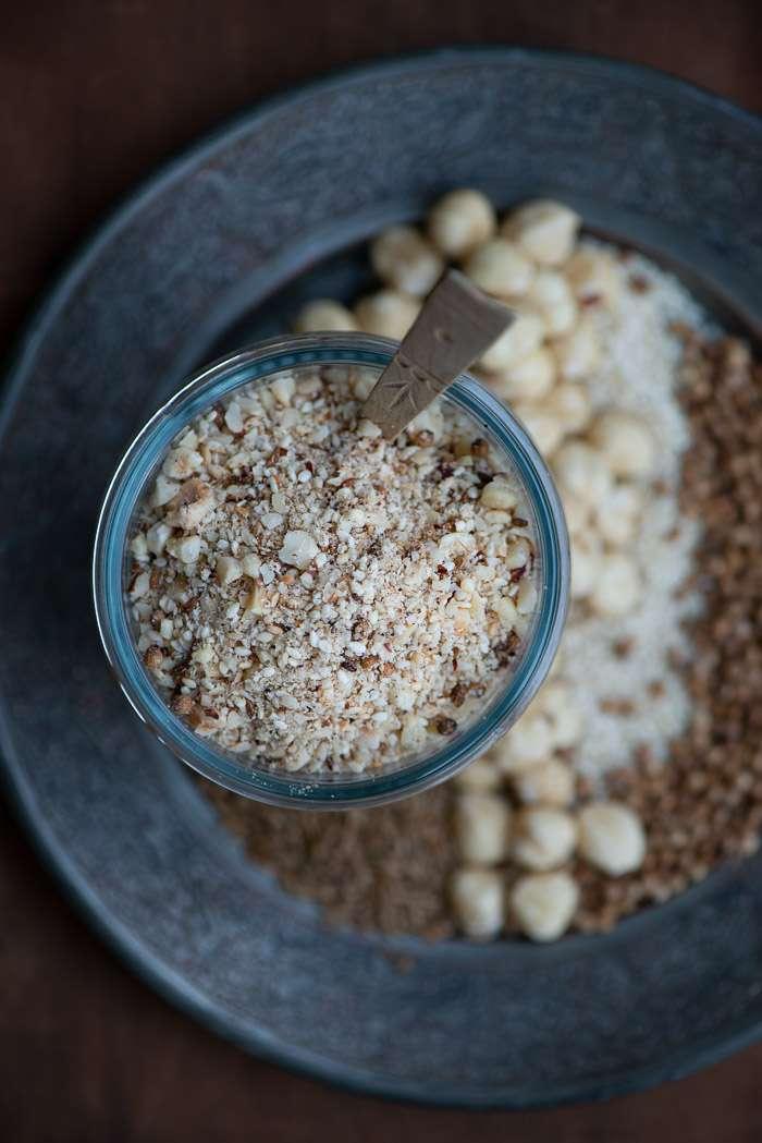 Opskrift på egyptisk dukkah | Marinas mad