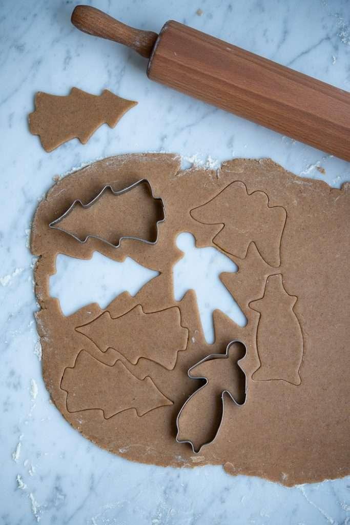 Juleudstiks småkager opskrift
